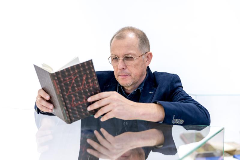 Vytautas V. Landsbergis. Nuotr. Vygaudo Juozaičio