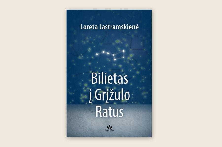 Bilietas į Grįžulo Ratus: esė apie rašytojus / Loreta Jastramskienė. – Vilnius: Homo liber, 2017. – 149 p. – ISBN 978-609-446-136-1