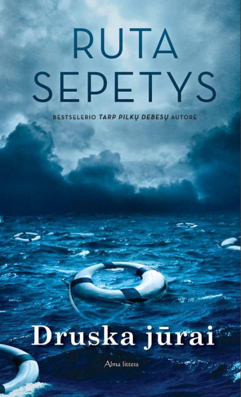 Druska jūrai: romanas / Ruta Sepetys; iš anglų kalbos vertė Zita Marienė. – Vilnius: Alma littera, 2016. – 316 p. – ISBN 978-609-01-2517-5