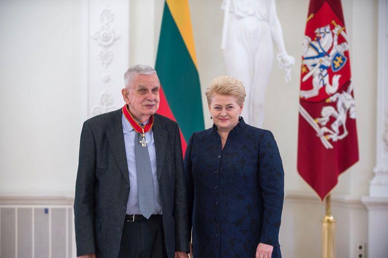 Lietuvos Respublikos Prezidento kanceliarijos nuotr.