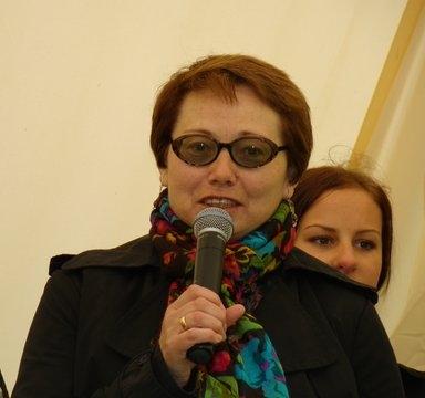Martyno Vainilaičio premijos laureatė Virgina Šukytė. Nuotr. Arūno Augustaičio